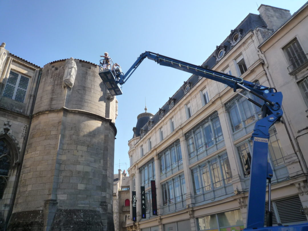 Poitiers Tour Maubergeon